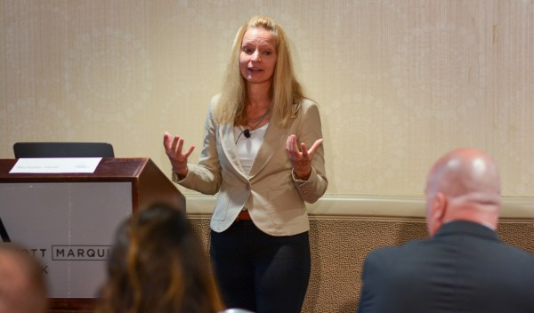 Michelle Held at Affiliate Summit East 2016