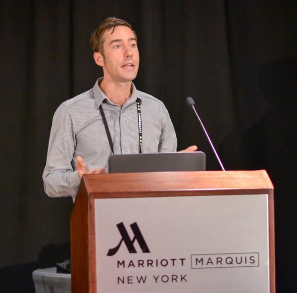 Brook Schaaf at Affiliate Summit East 2016