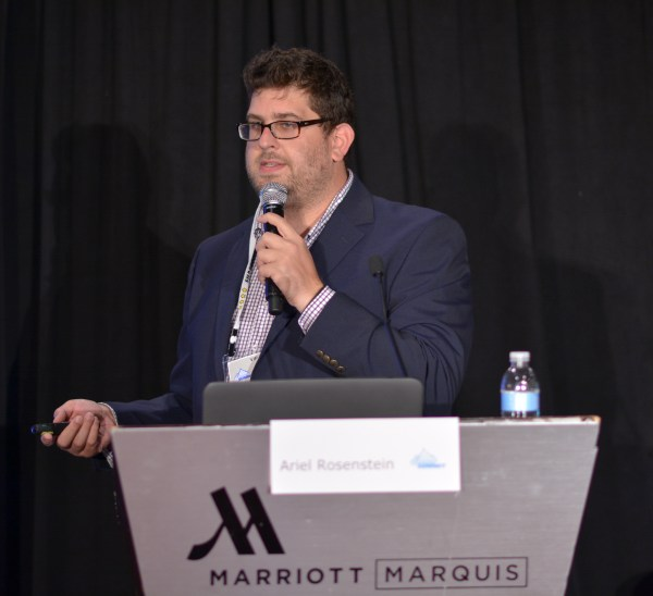 Ariel Rosenstein at Affiliate Summit East 2016