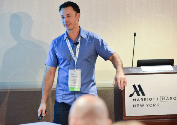Jonah-Kai Hancock at Affiliate Summit East 2016