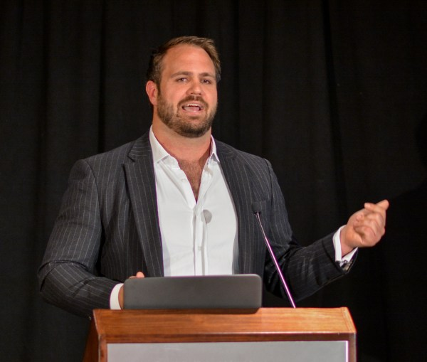 Will Johnson at Affiliate Summit East 2016