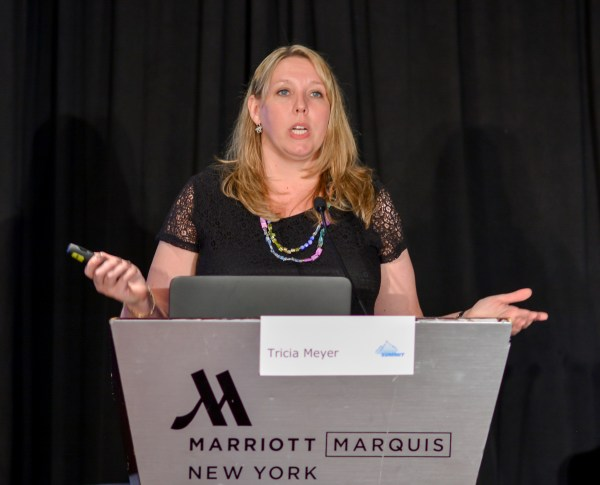 Tricia Meyer at Affiliate Summit East 2016