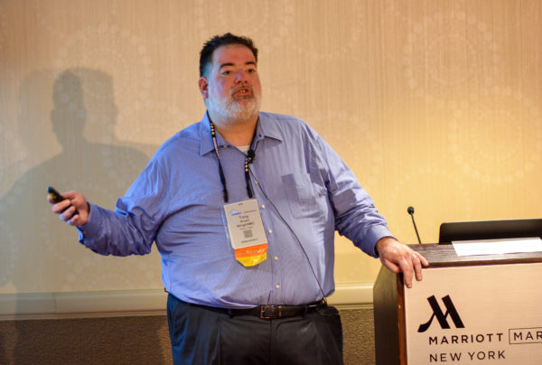 Tony Wright at Affiliate Summit East 2016
