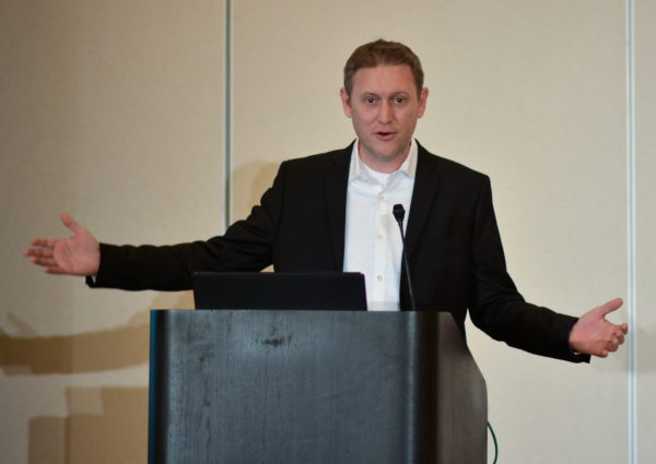 David Vogelpohl at Affiliate Summit West 2017