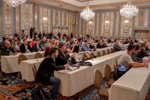 Session at Affiliate Summit West 2017