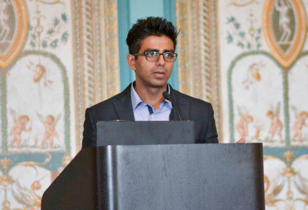 Gaurav Sethi at Affiliate Summit West 2017