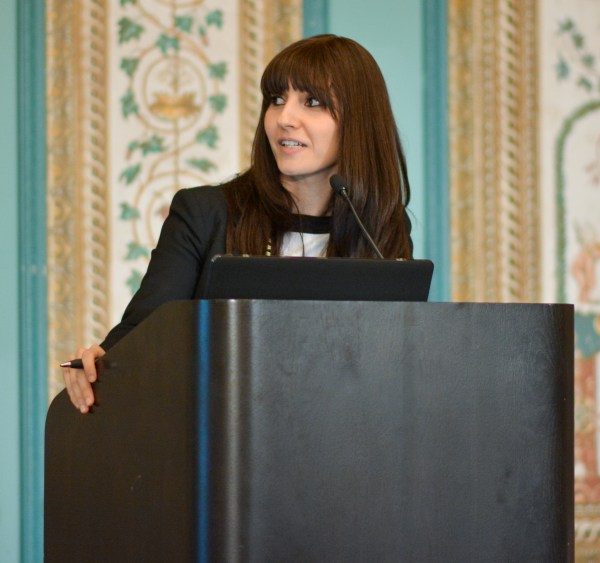 Rachel Hirsch at Affiliate Summit West 2017