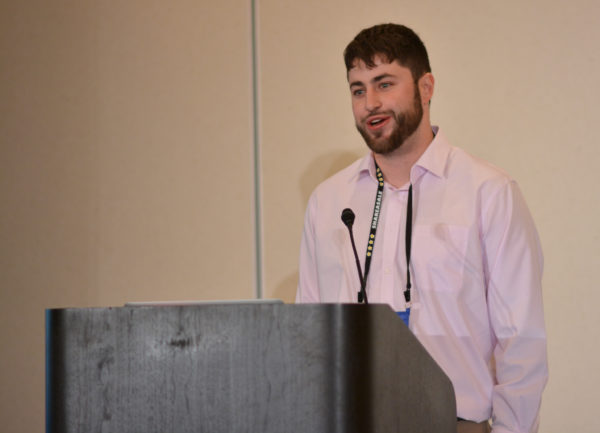 Brandon Myers at Affiliate Summit West 2017