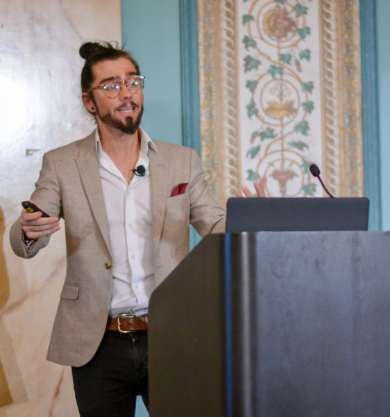 Max Pepe at Affiliate Summit West 2017