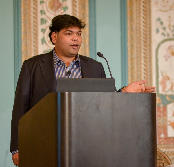 Suresh Dakshina at Affiliate Summit West 2017