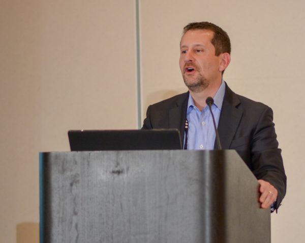 Gary Kibel at Affiliate Summit West 2017