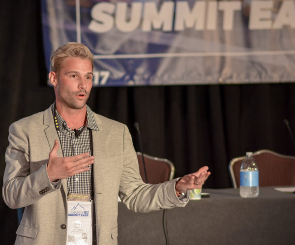 Colin Thomson at Affiliate Summit East 2017