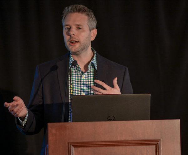 Adam Dahlen at Affiliate Summit East 2017