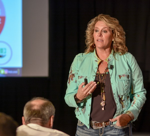 Loral Langemeier at Affiliate Summit East 2017