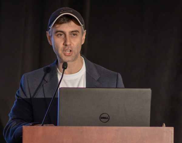 Dale Carr at Affiliate Summit East 2017
