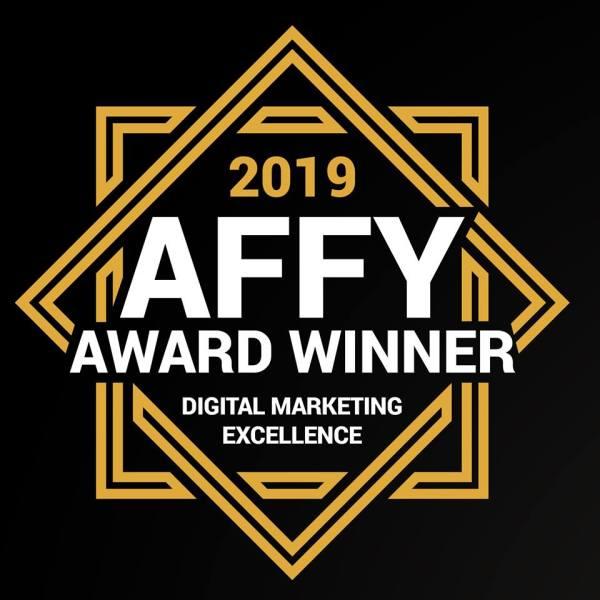 2019 AFFY Award Winner