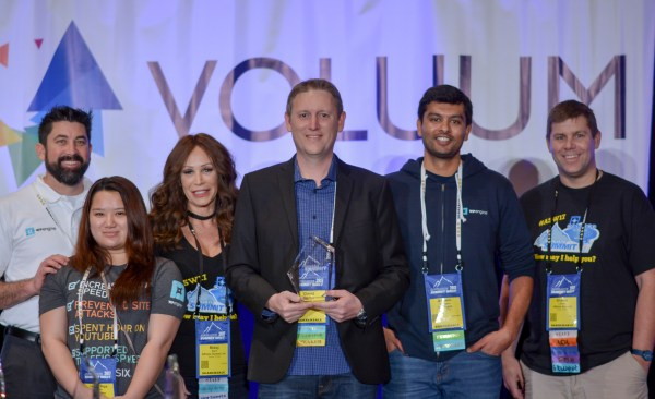 Wp Engine gets a Pinnacle Award at Affiliate Summit West 2017