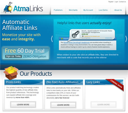 Atma Links