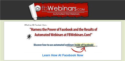 FB Webinars