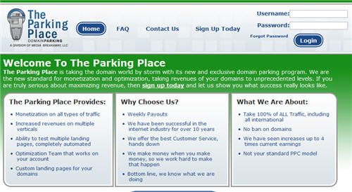 TheParkingPlace.com