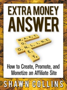 Extra Money Answer on Kindle