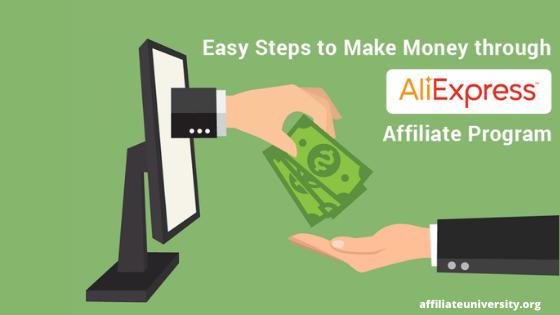 How to Make Money with Aliexpress Affiliate Marketing