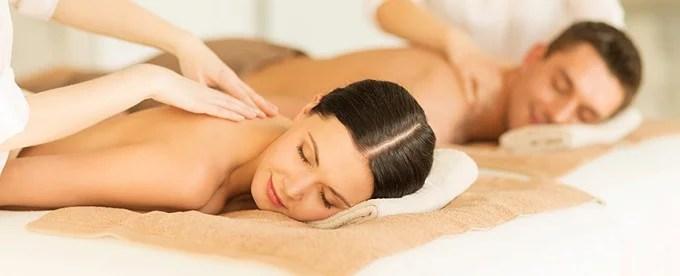 Affine Estética massagem casal affine estetica