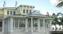 Florida Cracker Style Architecture Plans