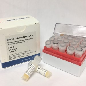 Normal Donor Plasma Set