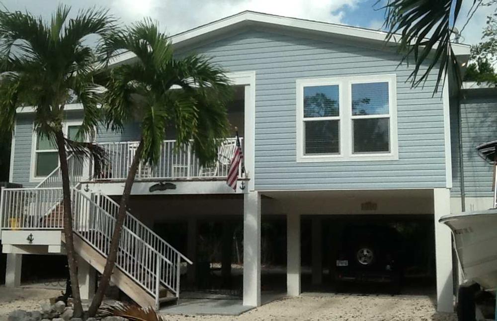 custom modular home coastal