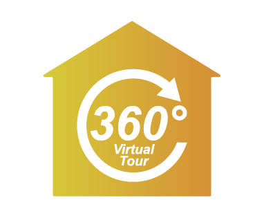 virtual tour modular home logo