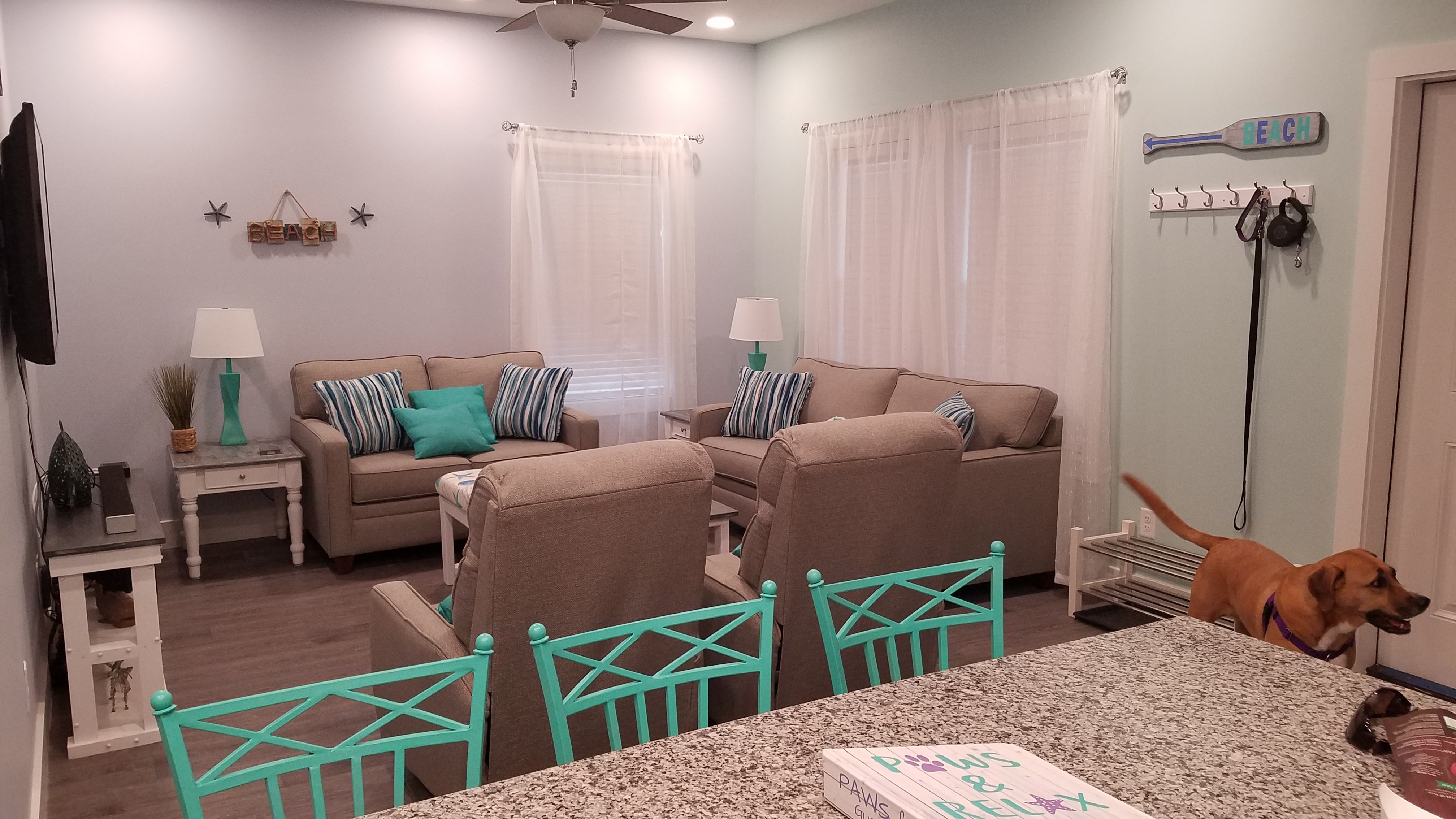 affinity custom modular home interior