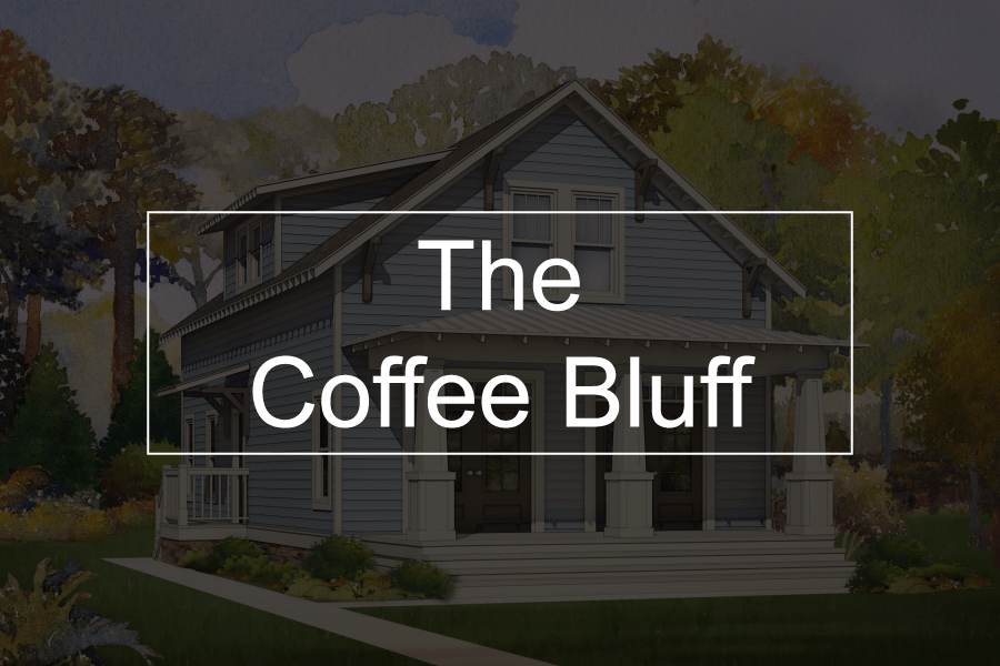 coffee bluff modular home button