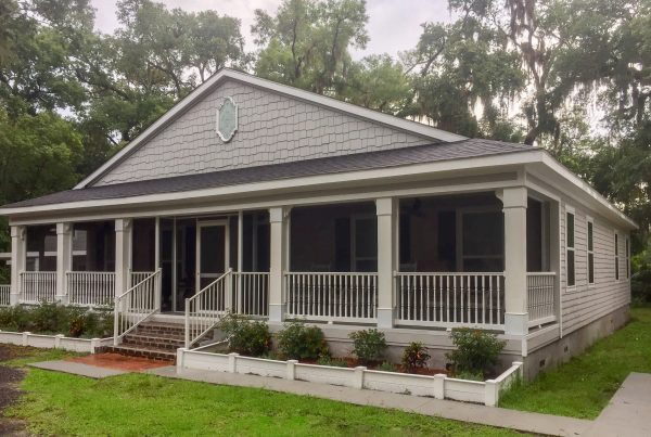 moss creek modular home exterior