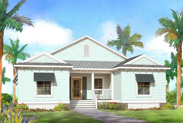 paradise pointe modular home