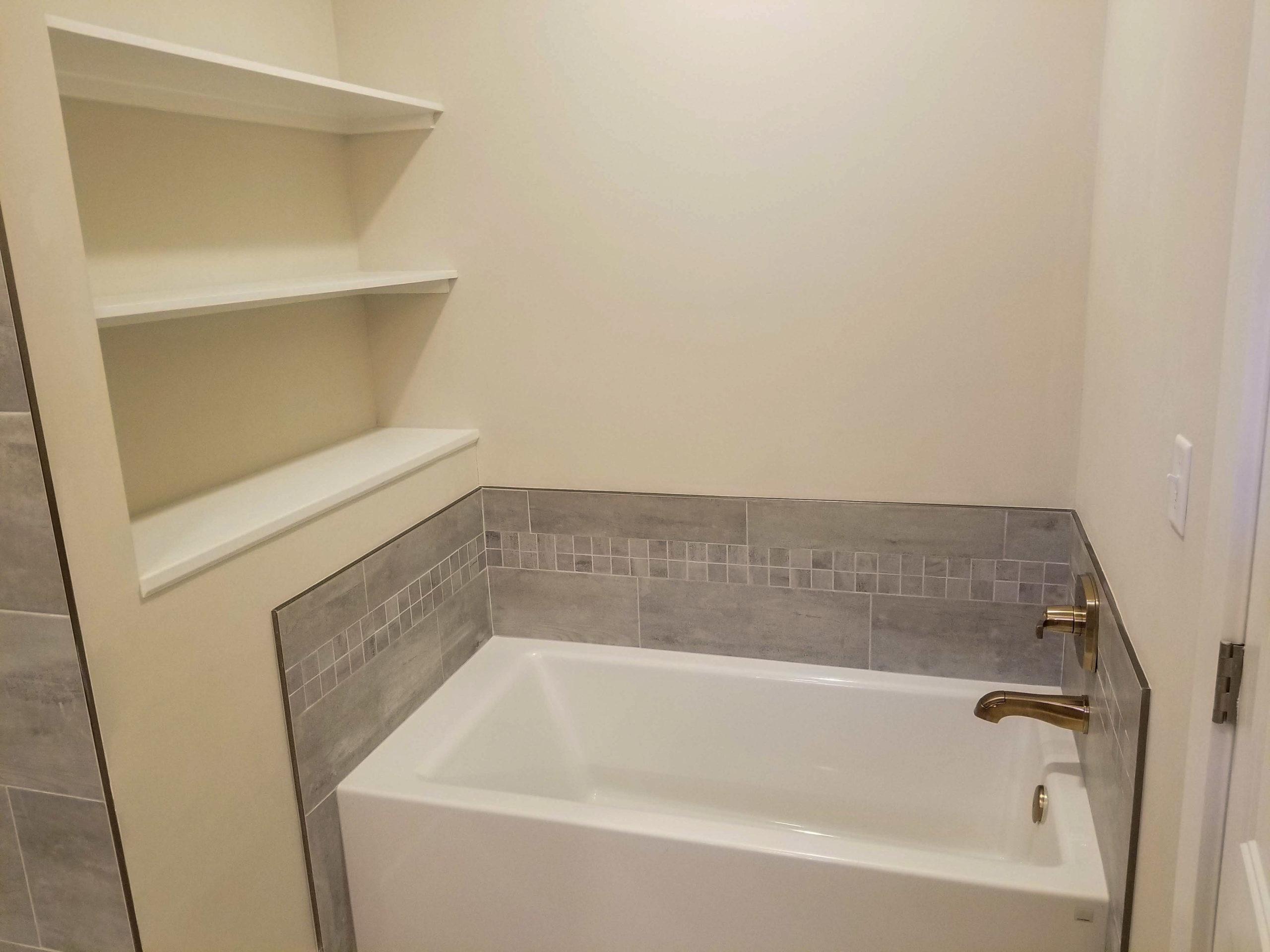 sapelo modular home bathroom tub