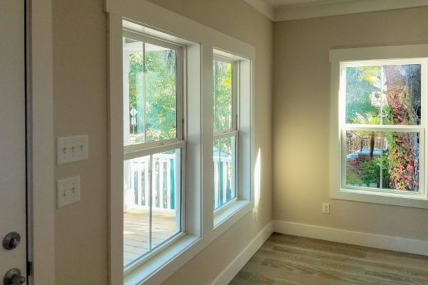 sapelo modular home living room window