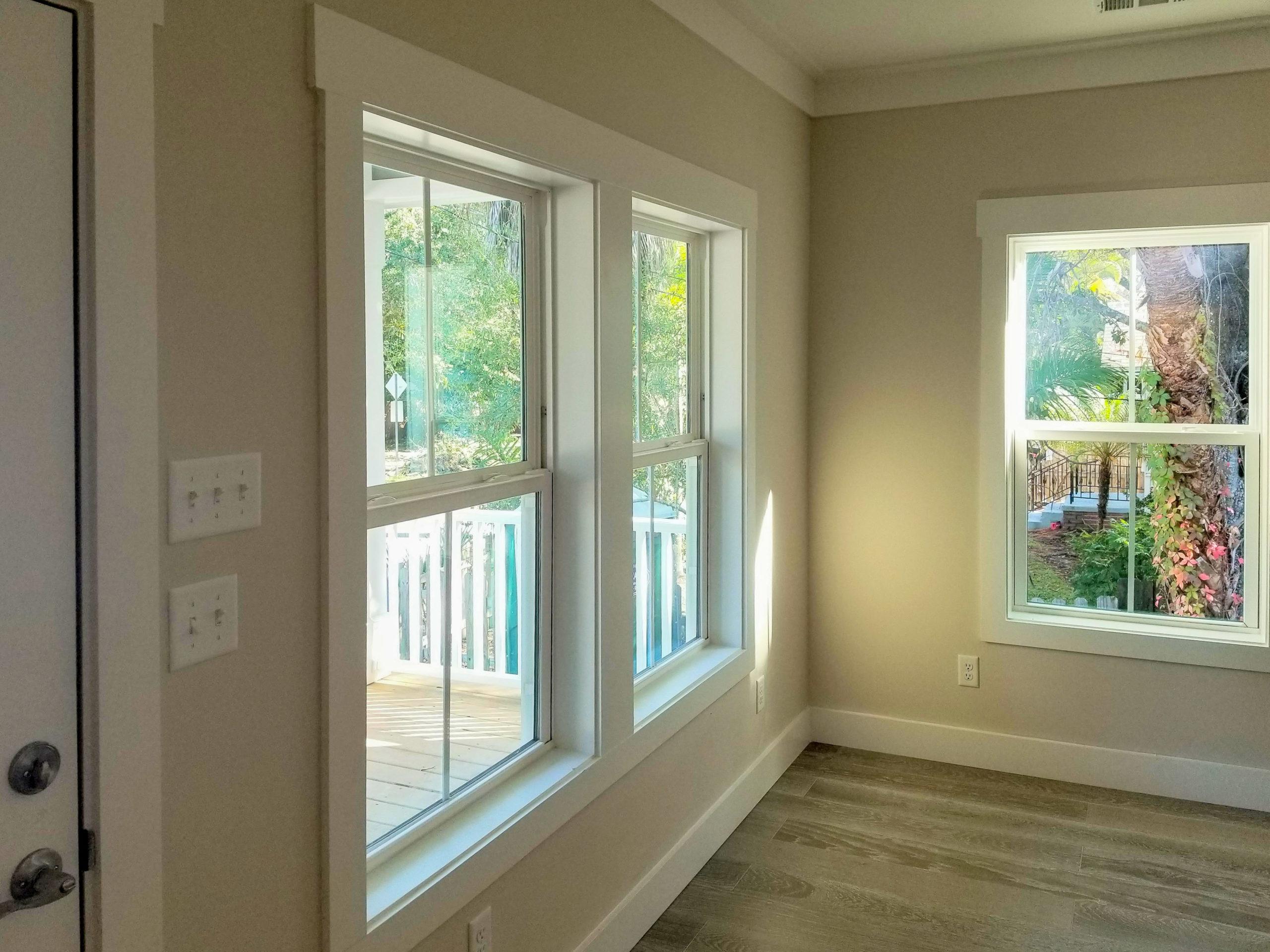 sapelo modular home living room window