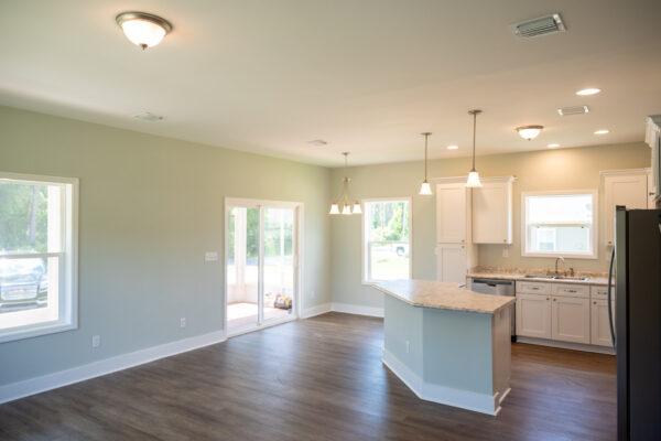 Kitchen-Living area - 3