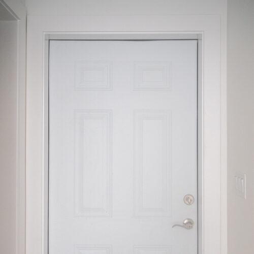 square door