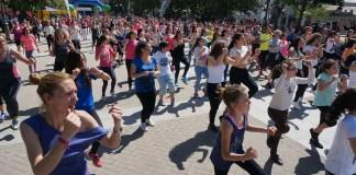 image of aerobics