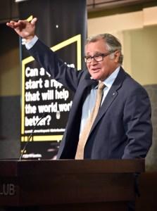 Former WA Premier Dr Geoff Gallop
