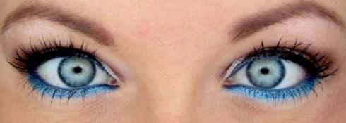 Occhi azzurri = mutazione genetica?