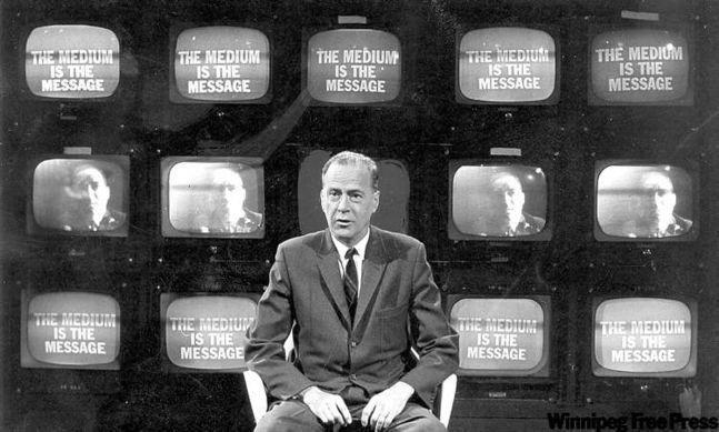 Afflictor.com · Marshall McLuhan