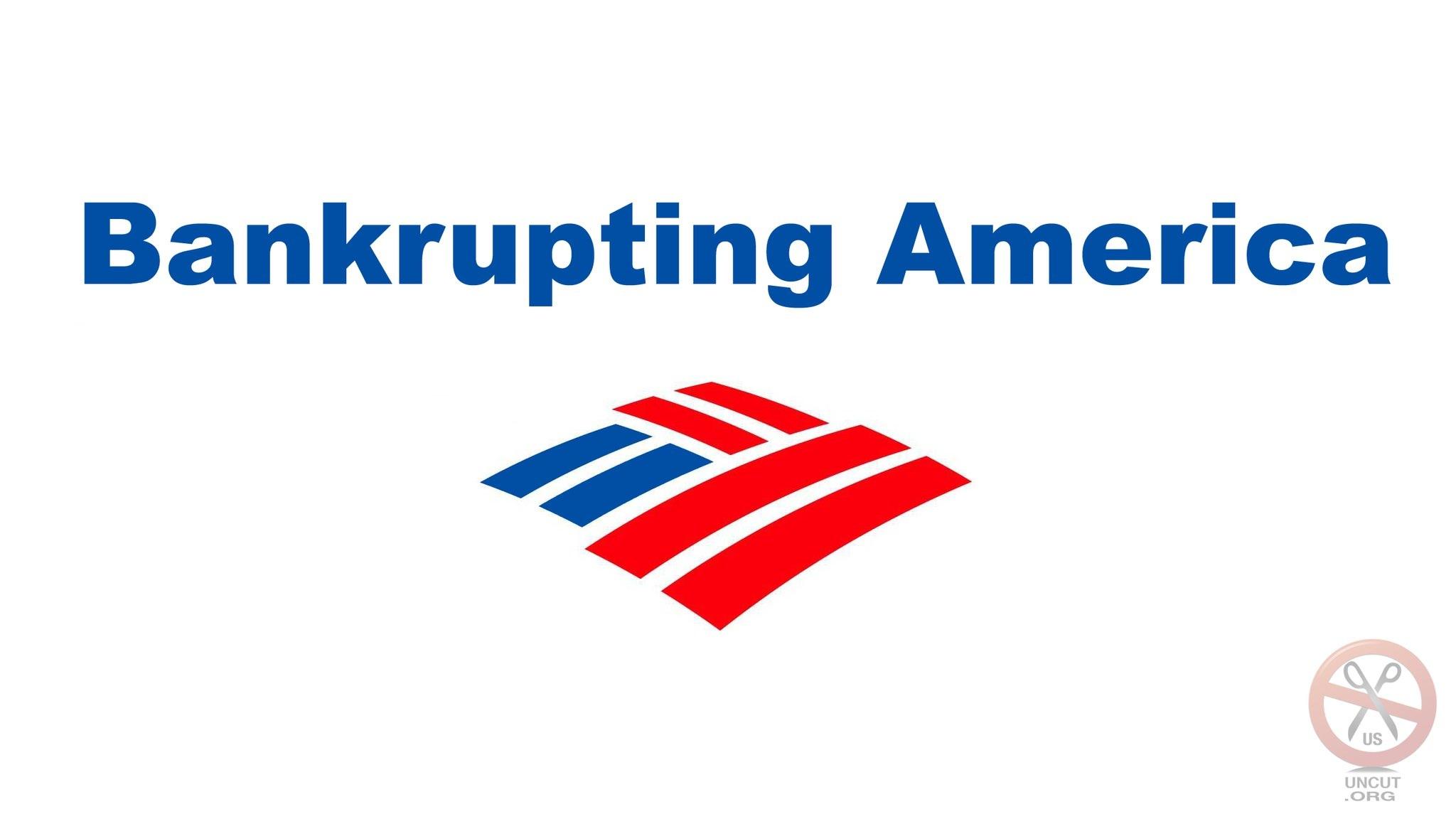 us uncut vs bank of america  affluent ANGST