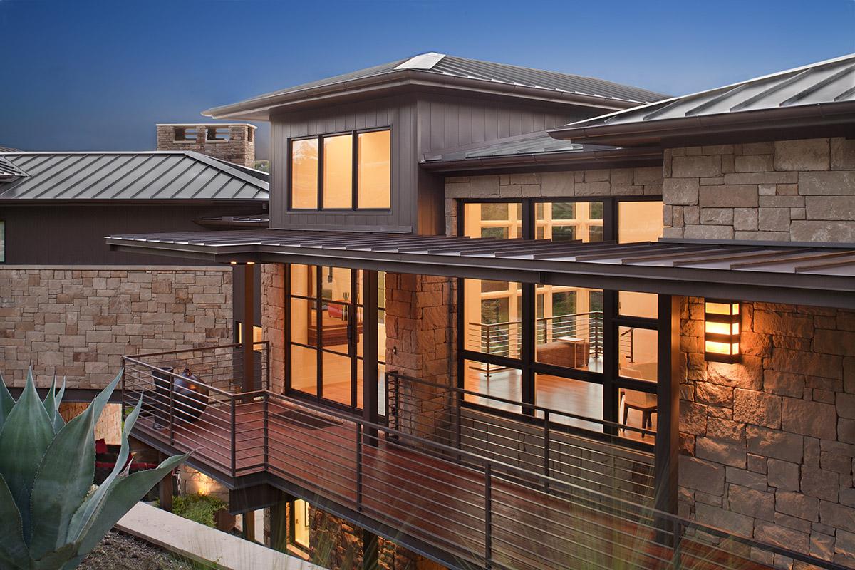 Texas Contemporary Homes