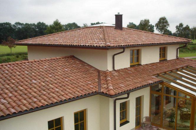 Premier Clay Tile Roofs Affluent Eteriors Austin Tx