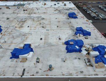 Commercial Storm Restoration 1
