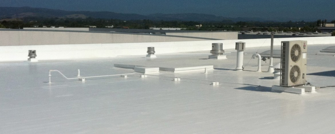 Single Ply Roofing 1