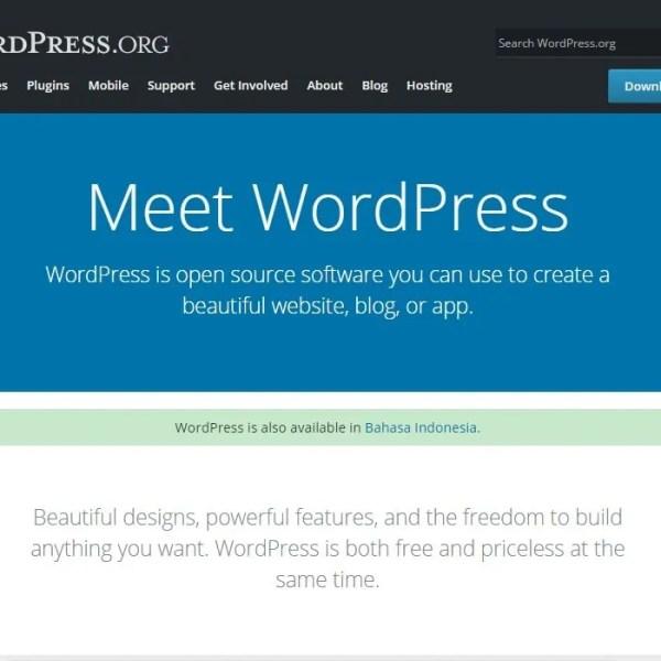 Belajar WordPress Self Hosting Untuk Pemula